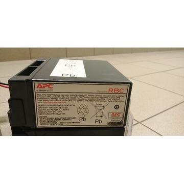 Akumulator APC Bateria RBC7