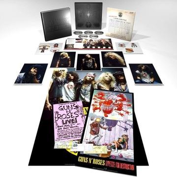 Guns n'Roses Appetite For Destruction  BOX DELUXE