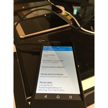 Sony Xperia M2 D2303 Uszkodzony Wyświetlacz