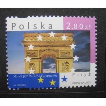 4069** Paryż Stolice UE