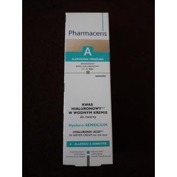Pharmaceris A Kwas hialuronowy w wodnym kremie
