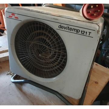 Nagrzewnica elektryczna devitemp 121T 21kW