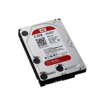Dysk 2 TB WD Red  WD20EFRX - gwarancja