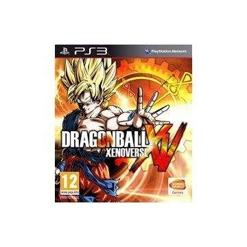 Dragon Ball Xenoverse ENG PS3