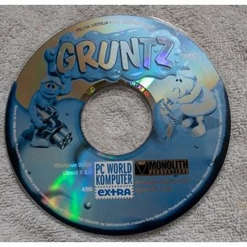 Gruntz Gra PC