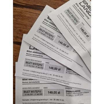Bilety do energylandii bilet energylandia