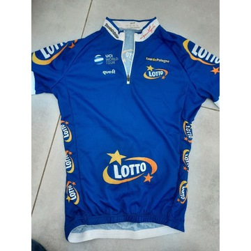 Oryginalna koszulka Tour de Pologne  Lotto