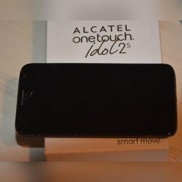 Alcatel One touch Idol2s uzywany, uszkodzony