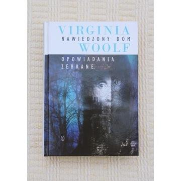 Virginia Woolf - Nawiedzony dom - opr. twarda bdb