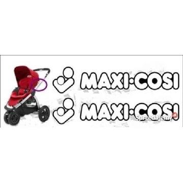 Maxi Cosi naklejki nowe