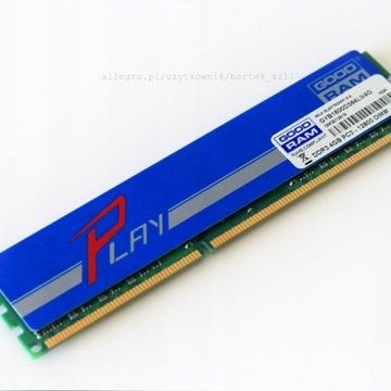 Pamięć RAM GoodRam Play DDR3 4GB 1600MHz CL9