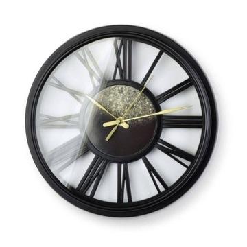 Nowoczesny zegar ścienny - różne kolory