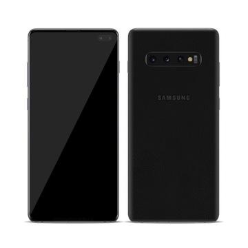 SAMSUNG GALAXY S10+ G975F 8/128GB Black Dual Sim