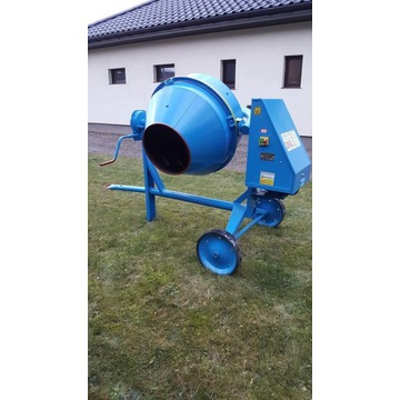 Betoniarka AGRO-WIKT 150\230