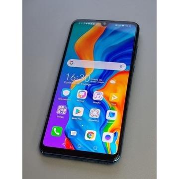 Huawei P30 lite 4GB/128GB Niebieski  PL idealny