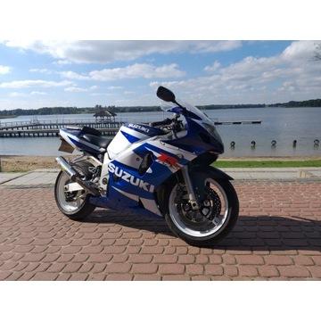 Suzuki gsxr 600 k1 k2 k3