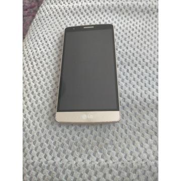 Złoty LG G3s