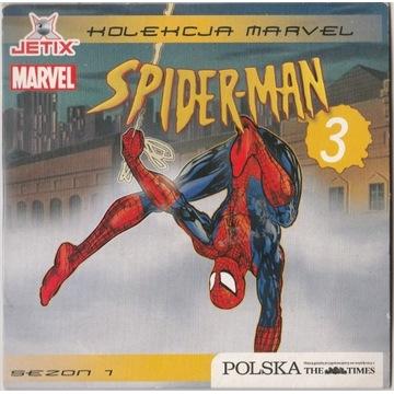 Spider-man - płyta VCD