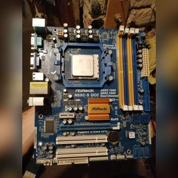 AMD Phenom II + Asus N68C-S + chłodzenie