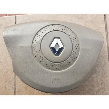 Poduszka powietrzna Renault Scenic