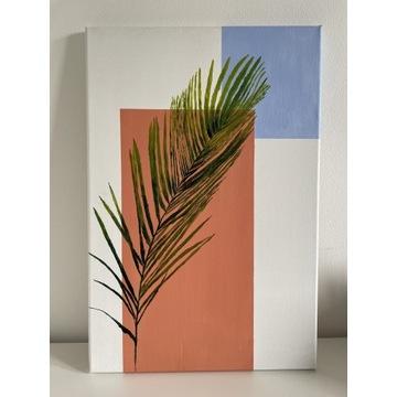 """,,Współczesna natura"""" obraz 60x40cm"""