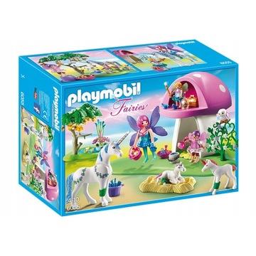 Playmobil 6055 Las wróżek z jednorożcami