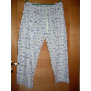 Spodnie od piżamy piżama piżamowe duże Pepco