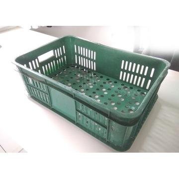 Skrzynka plastikowa na warzywa i owoce | 60x40x16