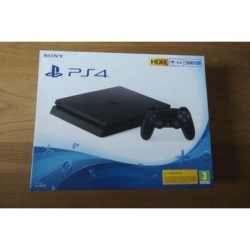 SONY PLAYSTATION 4 PS4 SLIM 500GB 2216A NOWA