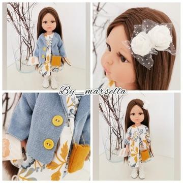 Ubranka zestaw 4 częściowy PAOLA REINA lalka