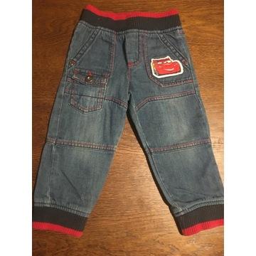 Spodnie dżinsowe chłopięce + przesyłka0,00zł