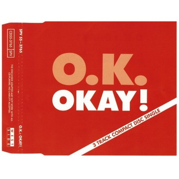 O.K. - Okay! - CD Mini Single