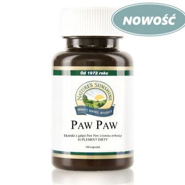 PAW PAW-na nowotwór NSP Nature's Sunshine 180 kaps