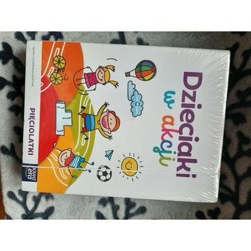 Pakiet pięciolatka Dzieciaki w akcji