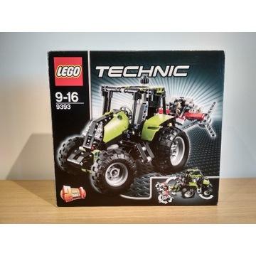LEGO Creator 9393 Ciągnik traktor 2 w 1