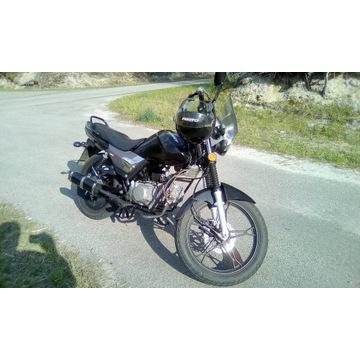 ROMET ZETKA YX 150 CC