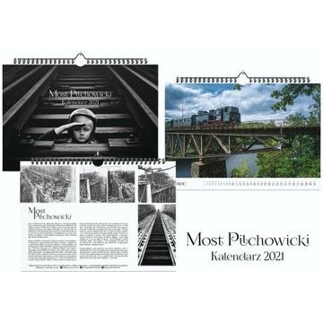 Most Pilchowicki - Kalendarz 2021