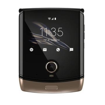 Motorola RAZR 6 128gb gold złoty