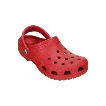 Buciki Crocs Girls Mary Jane  C6/7 czerwone r22-24