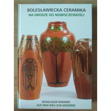 Bolesławiecka ceramika na drodze.. katalog, Unikat