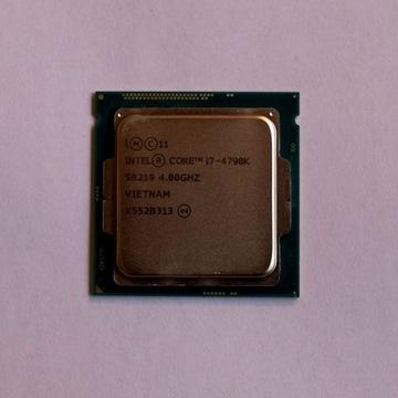 Procesor i7 4790K 4.0-4.4GHz