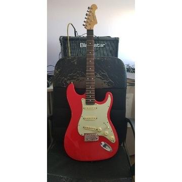 Gitara typu stratocaster