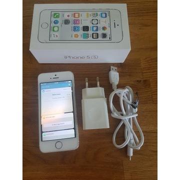 Iphone 5s biały 64 Gb