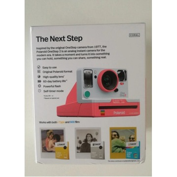 Aparat polaroid the next step