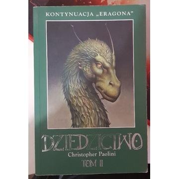 Eragon Dziedzictwo Tom 2