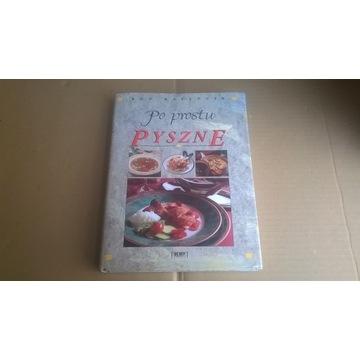PO PROSTU PYSZNE RON KALENUIK książka kucharska