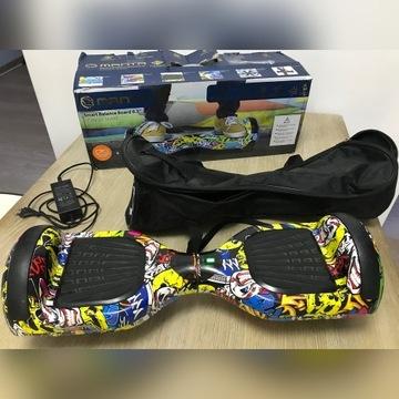 DESKOROLKA elektryczna Hoverboard MSB 9001 Snake