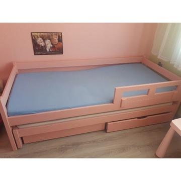 Łóżko dziecięce podwójne
