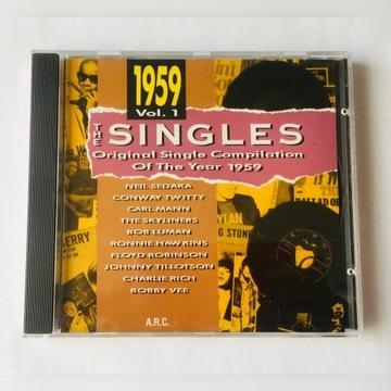 Płyta cd Płyta cd THE SINGLES ORIGINAL COMPILATION