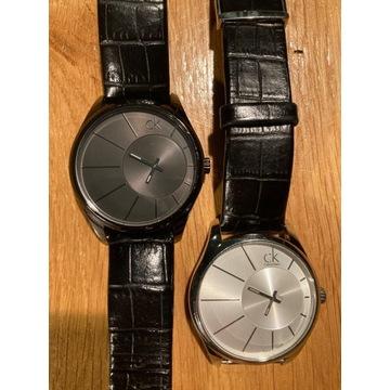 2 zegarki męskie Calvin Klein Deluxe